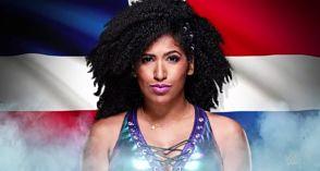 Marti Belle, primera dominicana en pelear en la WWE