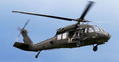 Un helicóptero Black Hawk de EE.UU. se estrella en Yemen