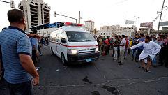Una potente explosión sacude el este de Bagdad