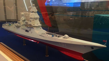 Para qué construye Rusia el mayor portaviones del mundo