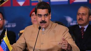 """Maduro propone """"diálogo"""" con países que le acusan de quebrar """"orden democrático"""""""