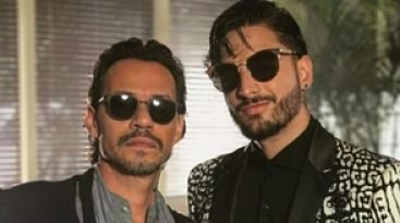"""Ya hay video de """"Felices los 4"""" con Marc Anthony y Maluma"""