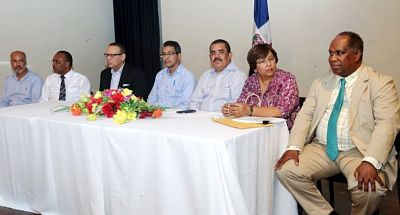 Cultura inicia programa de desarrollo cultural en Elías Piña