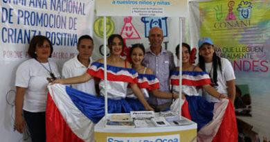 Inauguran Feria Agro-Artesanal y Tecnológica en Sabana Larga de Ocoa