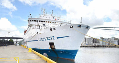 Logos Hope llega a RD cargado de entretenimiento