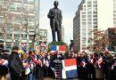 Unidad de dominicanos en Nueva York es determinante para preservar estatua de Duarte
