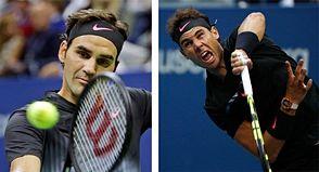Nadal y Federer reviven una rivalidad sin final