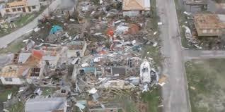 FATAL ; VER VÍDEO Irma deja a isla Barbuda en escombros