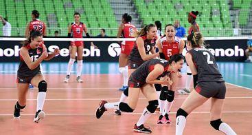 Dominicana pierde de Turquía; juega el domingo por medalla de bronce