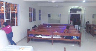 Cien personas se encuentran en refugios en Hato Mayor