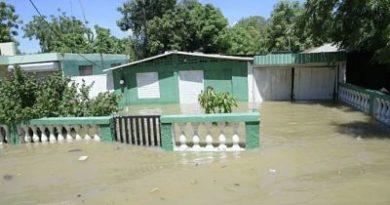 Informe COE: 128 casas destruidas, 3,921 anegadas y 3,222 albergados por María