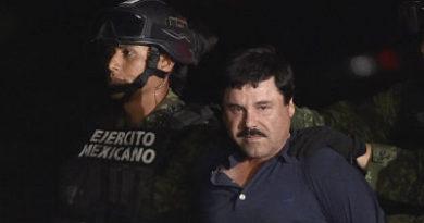 La inesperada visita que recibirá 'El Chapo' Guzmán en EE.UU