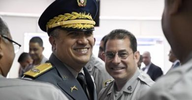 Nuevo director de PN asume con desafío de mejor seguridad ciudadana y confianza