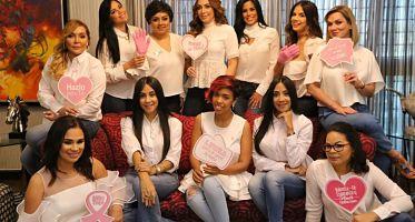 """""""Unidas por la vida"""", una campaña para sensibilizar sobre el cáncer de mama"""