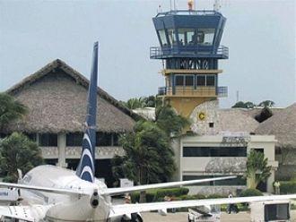 Aeropuertos dominicanos registran incrementos en número de operaciones
