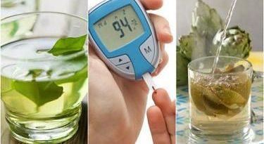 Cómo controlar tus niveles de azúcar en la sangre con estos 5 remedios caseros