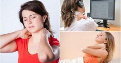 Causas de dolor de cuello que sueles pasar por alto