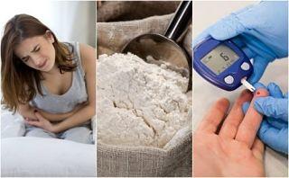 Consecuencias que puedes sufrir por comer harinas refinadas