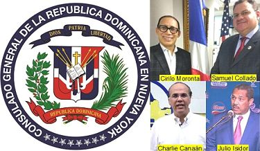 Empresarios dominicanos NY valoran como positiva gestión cónsul