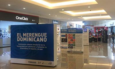 La ONU rinde homenaje al merengue en su exposición