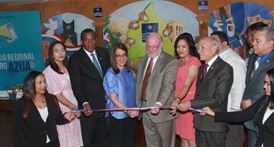 Ministerio de Cultura da inicio en Azua a la XIII edición de la Feria Regional del Libro