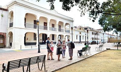 Peatonalizarán calles de la Ciudad Colonial; denuncian vandalismo