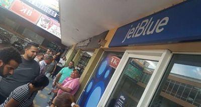 ProConsumidor JetBlue guarda silencio ante sanción de publicidad engañosa para atraer clientes.