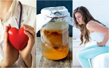 Propiedades curativas del té de kombucha que no te puedes perder