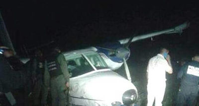 Uno de los pilotos de avioneta fue expulsado del PLD en 2010