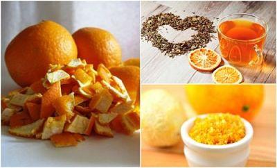 Usos alternativos que le puedes dar a las cáscaras de naranja