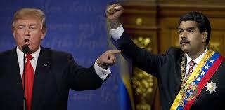 """Nicolás Maduro acusó a Donald Trump de ser """"el jefe de la oposición venezolana"""""""