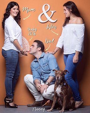 José Guillermo después de 11 años de matrimonio está a la espera de un bebé