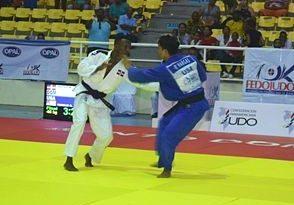 Mateo y Rosa ganan oro en Abierto Panamericano de judo