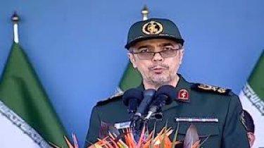 El Jefe del Estado Mayor de Irán viajó a Siria y amenazó a Israel