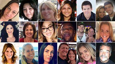 Revelaron las primeras identidades de las víctimas de la masacre de Las Vegas