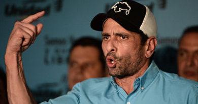 El 'suicidio político' prosigue: Capriles Radonski abandona coalición opositora venezolana