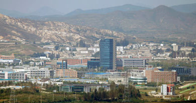 Pionyang podría haber reactivado una central en un complejo intercoreano cerrado