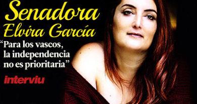 Escándalo en España: una senadora posó semidesnuda
