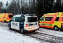 Varios muertos tras colisionar un tren con un vehículo militar en Finlandia