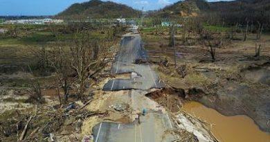 Subió a 34 la cifra de muertos por el huracán María en Puerto Rico
