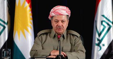 Exlíder del Kurdistán iraquí acusa a EE.UU. de traición