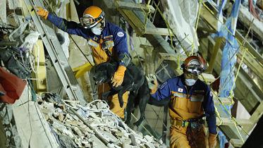 Cifra de fallecidos por sismo de 19 de septiembre en México sube a 360