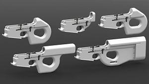 Una empresa de EE UU pone a la venta impresora para crear armas en casa