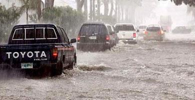 Honduras declaró alertas amarilla y verde por la tormenta Nate