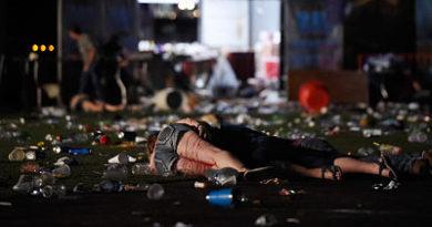 Al menos 20 muertos y más de 100 heridos tras un tiroteo en Las Vegas