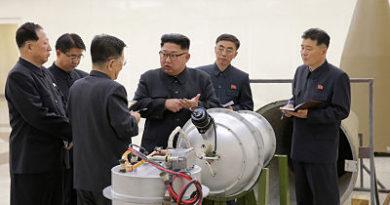 """Corea del Norte: """"En EE.UU. están equivocados si piensan que sus acciones conducen a la diplomacia"""""""
