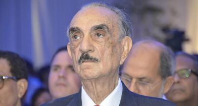 José Rafael Abinader fue sometido a cirugía en hospital de Boston