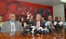 Diálogo CMD-Gobierno sería el 14 diciembre; Waldo llama a huelga