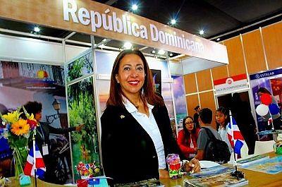 """Directora OPT RD para el Perú """"Flujo de turistas peruanos a RD crece más de 17% este año"""""""
