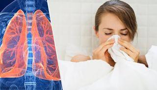 El catarro o resfriado común